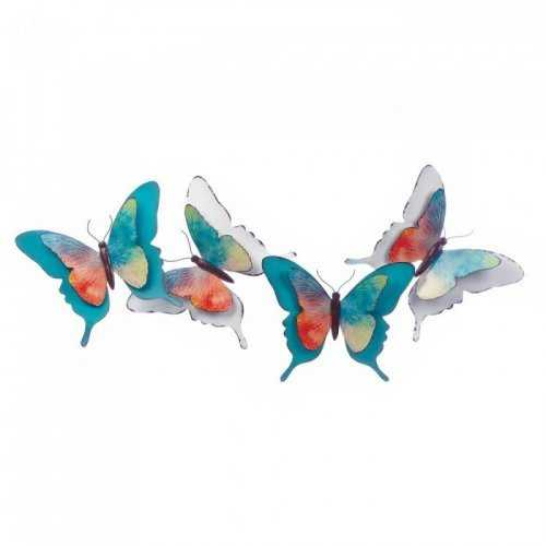 Watercolor Butterfly Wall Decor (pack of 1 EA)