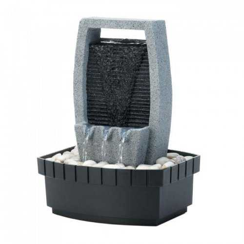 Classic Water Wall Tabletop Fountain (pack of 1 EA)