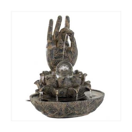 Hand Of Buddha Fountain (pack of 1 EA)