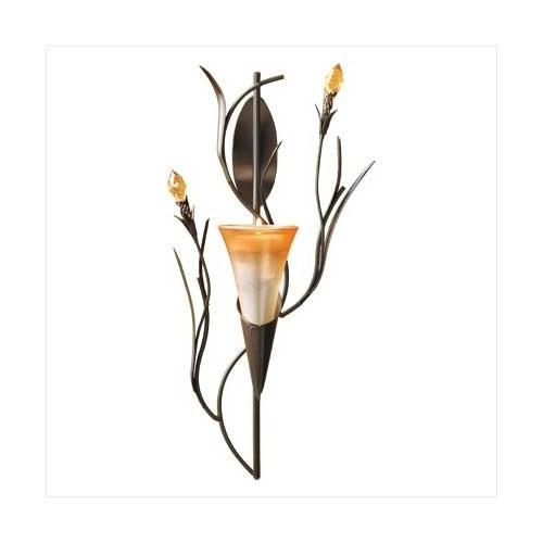 Dawn Lily Wall Sconce (pack of 1 EA)