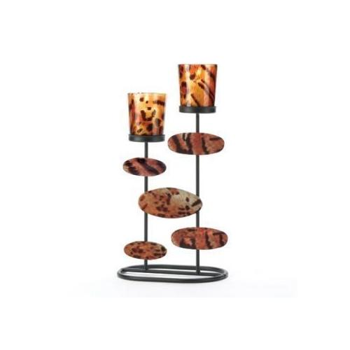 Tiger-riffic Candleholder (pack of 1 EA)