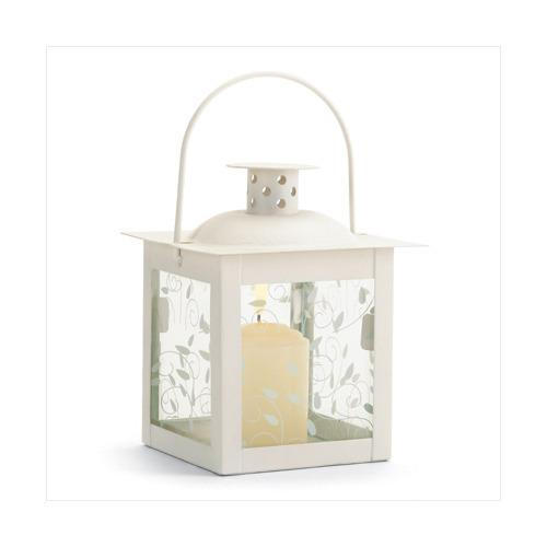 Small White Lantern (pack of 1 EA)