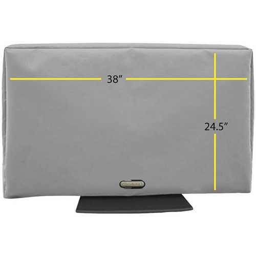 "Solaire SOL 38G Outdoor TV Cover (38""-43"")"