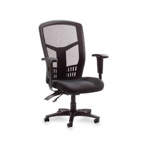 High Back Executive Black Mesh Ergonomic Office Chair