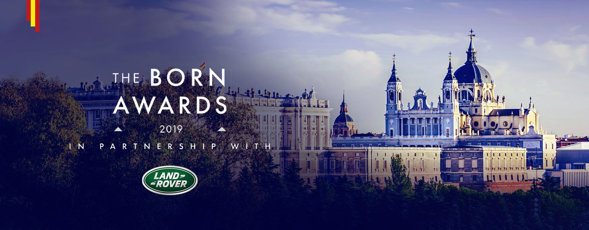 Award to innovation and Design: BORN AWARDS 2019