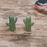 Cactus Shaped Salt And Pepper Shaker Set of 2 - artystagallery