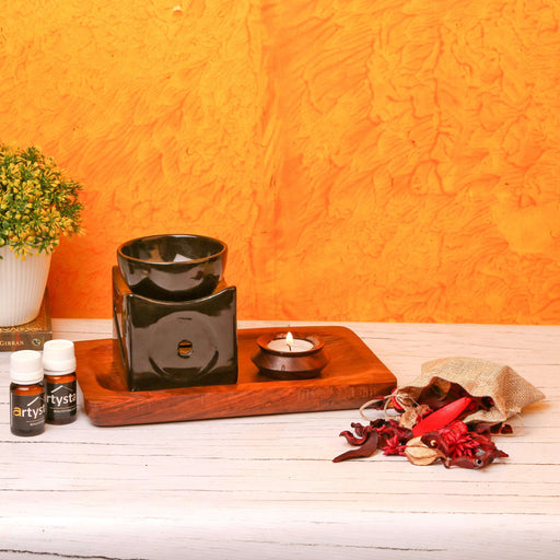 Aroma Diffuser With Tray For Gifting - artystagallery