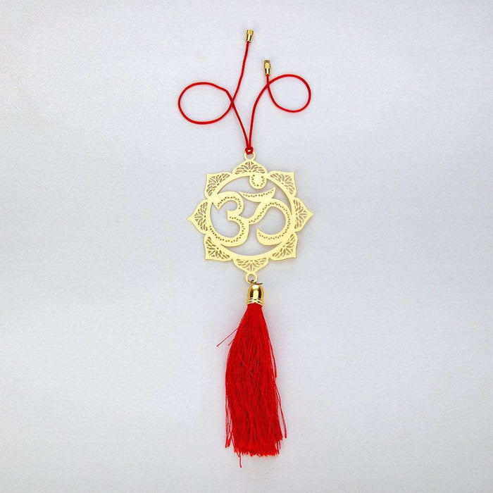 Hindu Om Symbol Hanging Accessories For Car - artystagallery