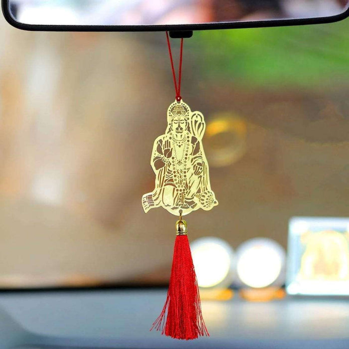 Jai Bajrangbali Hanging Accessories for Car - artystagallery