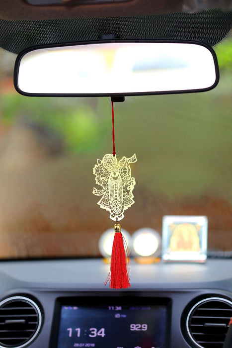 Shrinathji Hanging Accessories for Car - artystagallery
