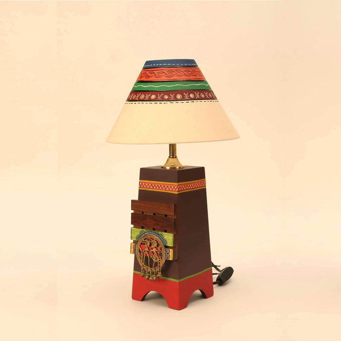 Wooden Table Lamp Home Decorative Table Lamp Bedroom Study Table Lamps for Home Decor - artystagallery