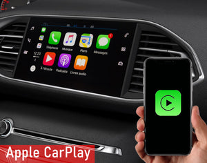 APPLE CARPLAY : MODE DE FONCTIONNEMENT