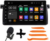 Autoradio GPS BMW Serie 3 E46 1998-2006 Version Android 10