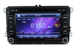 Autoradio GPS VOLKSWAGEN PASSAT 2005-2015 Version Windows CE