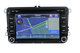 Autoradio GPS VOLKSWAGEN Tiguan 2007-2016 Version Windows CE