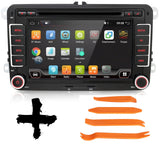 Autoradio GPS VOLKSWAGEN PASSAT 2005-2015 Version Android 10