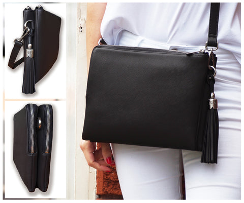cross body iPad Bag