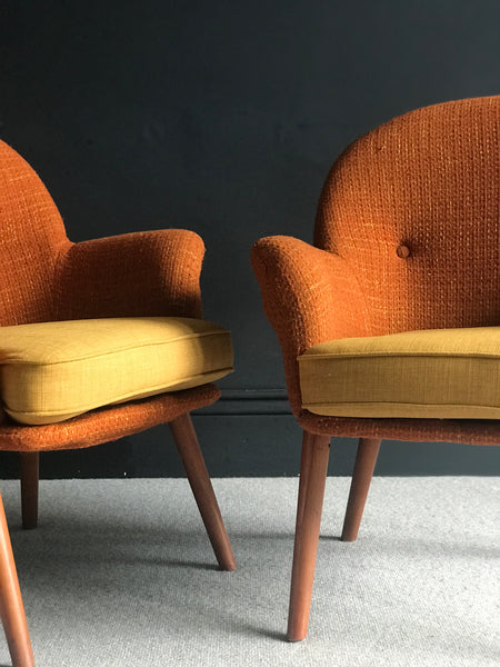 Toothill cocktail chairs