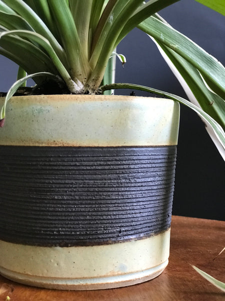 Unique handmade pots