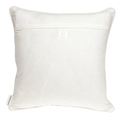 Parkland Collection Decorative Transitional Multicolored Pillow Cover With Poly Insert PILA11026P
