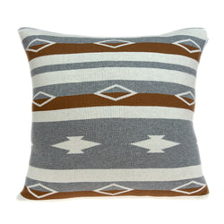 Parkland Collection Decorative Southwest Tan Pillow Cover PILB11061C