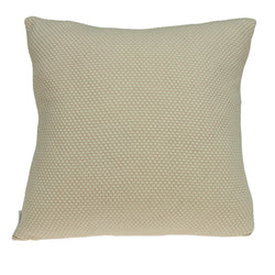 Parkland Collection Decorative Transitional Tan Pillow Cover With Poly Insert PILB11077P