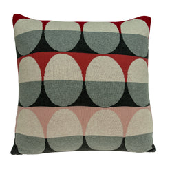 Parkland Collection Decorative Transitional Multicolor Pillow Cover With Poly Insert PILB11079P
