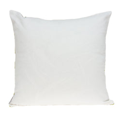 Parkland Collection Decorative Transitional Multicolor Pillow Cover With Poly Insert PILD11101P