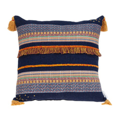 Parkland Collection Decorative Bohemian Multicolor Pillow Cover PILD11123C