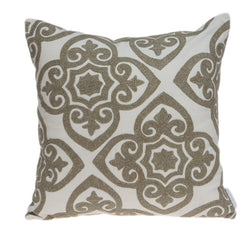 Noori Bling Ivory Pillow Cover