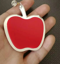 Load image into Gallery viewer, True Sass Eat Me Original Sin Apple Earrings