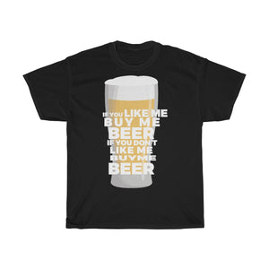 Beer Drinkers -Unisex Heavy Cotton Tee