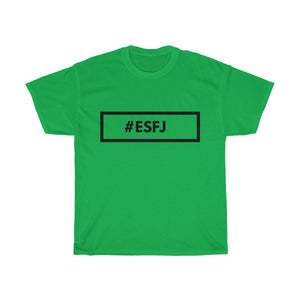 ESFJ -Unisex Heavy Cotton Tee