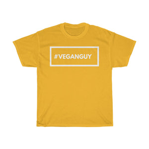 #Vegan Guy - Unisex Heavy Cotton Tee