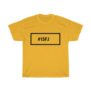 ISFJ -Unisex Heavy Cotton Tee