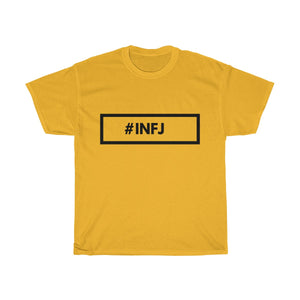 INFJ - Unisex Heavy Cotton Tee