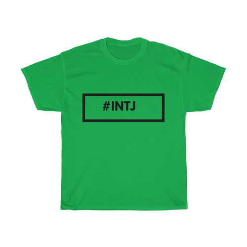 INTJ -Unisex Heavy Cotton Tee