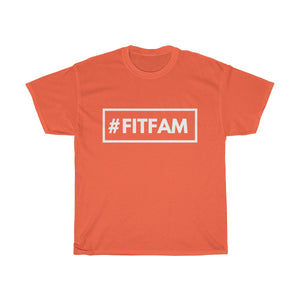 #FITFAM Unisex Heavy Cotton Tee