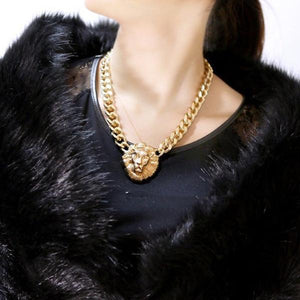 True Sass Lion Bae Chain