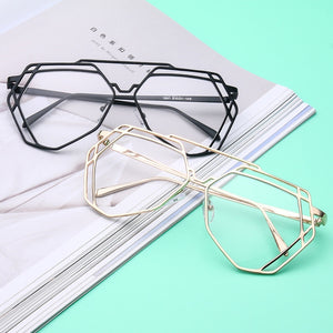 True Sass Large Hexagon Eyewear