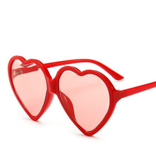 Load image into Gallery viewer, True Sass Love Heart Sunglasses