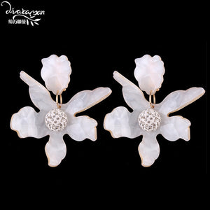 Floral Spring Earrings