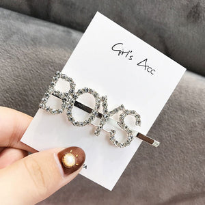 True Sass Hot Girl Hair Clips