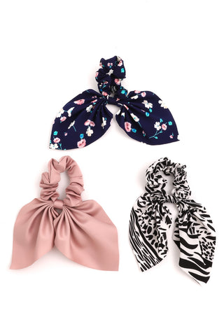 Assorted Bow Scrunchies