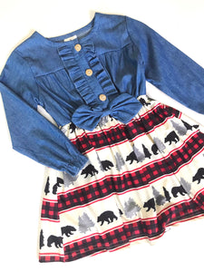 Beary Sweet Dress