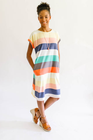 Rainbow Sherbet Dress