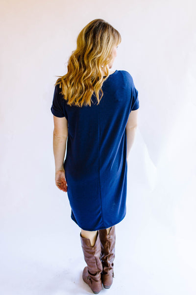 Basic Shift Dress