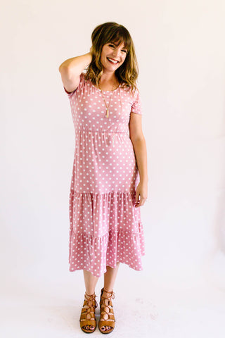 Polka Dot Pretty Dress