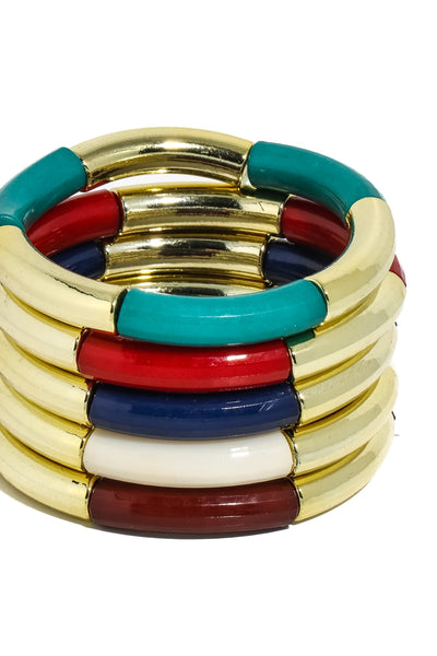 Retro Stretch Bracelet