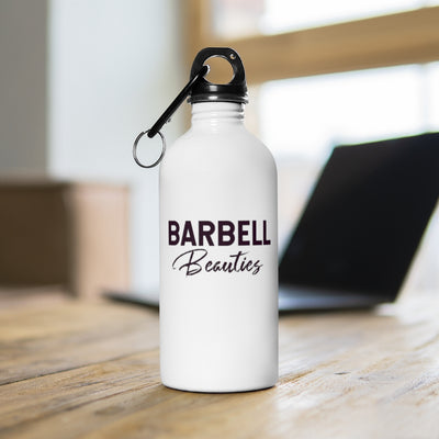 Barbell Beauties Stainless Steel Water Bottle